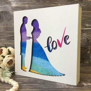 Набор для песочной церемонии Love