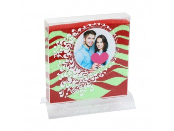 Набор для песочной церемонии на свадьбу в Дизайне №2