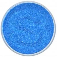 Цветной песок для свадьбы 500 грамм голубой