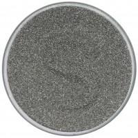 Цветной песок для свадьбы 1 кг серый