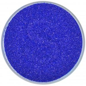 Цветной песок - Цветной песок для свадьбы 200 грамм синий