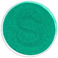 Цветной песок для свадьбы 1 кг зеленый