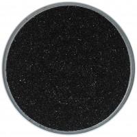 Цветной песок для свадьбы 1 кг черный