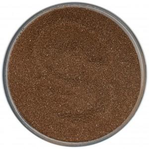 Цветной песок - Цветной песок для свадьбы 500 грамм коричневый