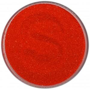 Цветной песок - Цветной песок для свадьбы 200 грамм красный