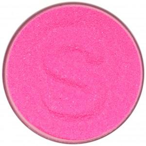 Цветной песок - Цветной песок для свадьбы 1 кг розовый