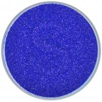 Цветной песок для свадьбы 1 кг синий